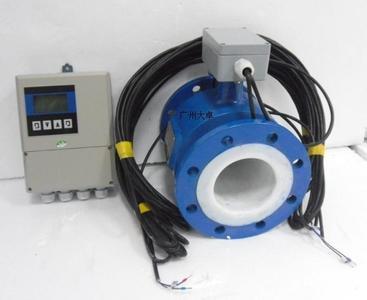 分體式電磁流量計連接線特性及安裝方式